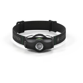 Led Lenser MH4 Otsalamppu, black